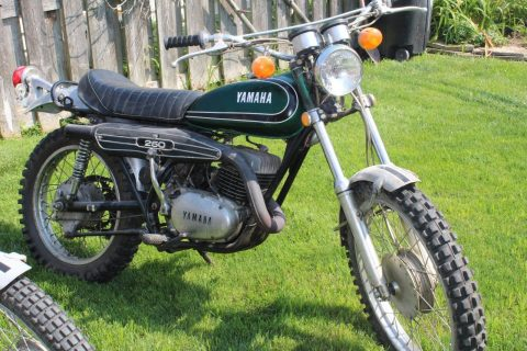 1973 Yamaha 250 DT1 for sale