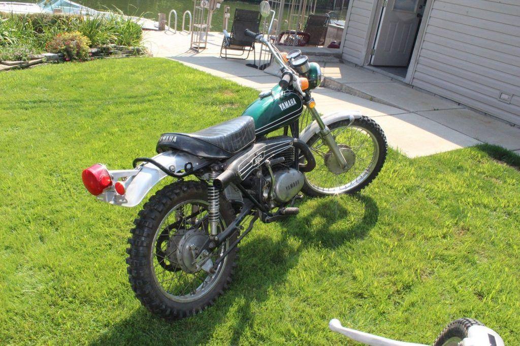 1973 Yamaha 250 DT1