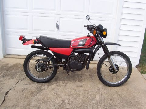 1978 Yamaha 175 Enduro for sale