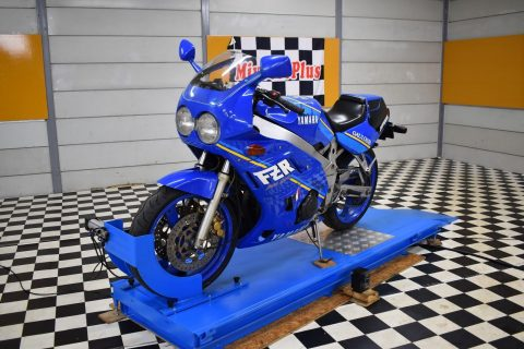 1987 Yamaha FZR400 1WG for sale