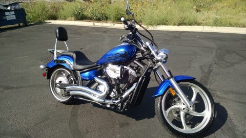 2011 Yamaha Star Stryker 1300 for sale